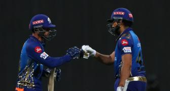 Mumbai Indians were 'clinical with bat and ball'