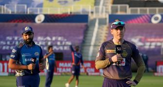 New KKR skipper hails Karthik's decision to step down
