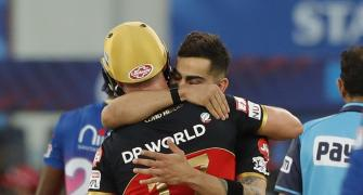 AB is a freak; greatest of all time: RCB coach Katich