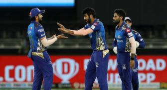 Bumrah, the leading light of Mumbai Indians