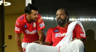 Was a bit angry heading into the Super Over: Gayle