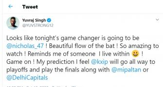 Yuvraj-Chahal duel over IPL playoffs pick
