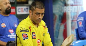 Why Dhoni is unhappy with CSK's young players...