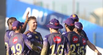 KKR look to make amends against RCB