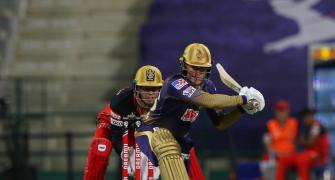 IPL PICS: Knight Riders vs Royal Challengers