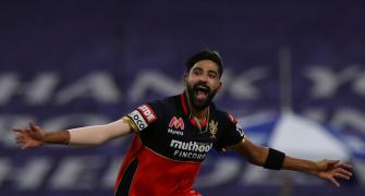 Star Perfomer: Siraj makes IPL history