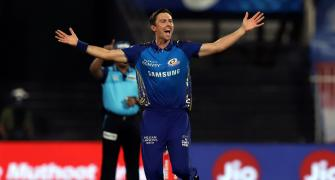 PICS: Mumbai Indians too good for Chennai Super Kings