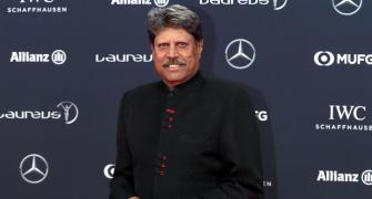 SEE: 'Healthy' Kapil Dev extends Diwali greetings
