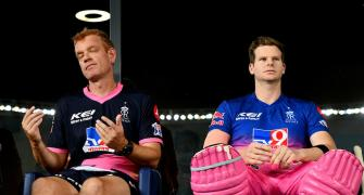 Smith reveals why Rajasthan Royals lost to SRH