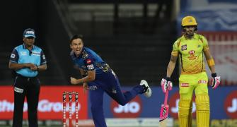 All about accuracy, says Boult after CSK demolition