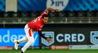 PICS: Bowlers take Kings XI past SunRisers Hyderabad