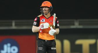 SEE: Tendulkar's surprise advice to Warner in IPL