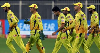 Dhoni's CSK first team to be eliminated from IPL 13