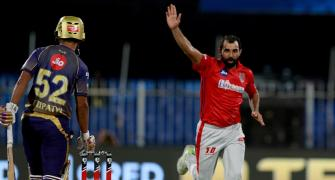Turning Point: Shami's strikes