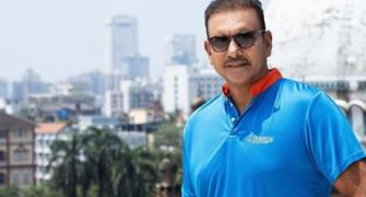 Shastri and Co. arrive in UAE, enter bio-bubble