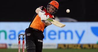 PICS: SunRisers Hyderabad vs Delhi Capitals