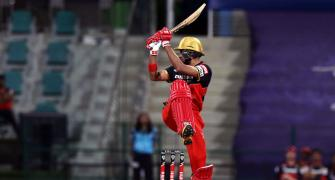 PICS: Royal Challengers Bangalore vs Mumbai Indians