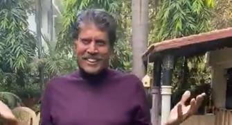 SEE: Kapil Dev shares health update in new video