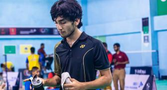 Covid scare in Indian men's badminton team