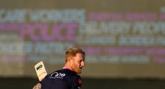 Better off in bubble playing cricket than at home: Stokes