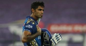 Shastri urges Suryakumar  to stay 'strong and patient'