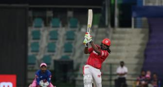 PICS: Kings XI Punjab vs Rajasthan Royals