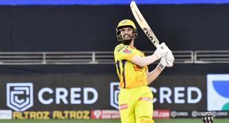 'Gaikwad has shown he is the right player for CSK'