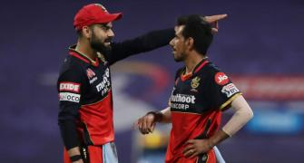 IPL: RCB aim to get back to winning ways vs Sunrisers
