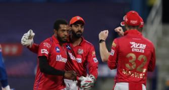 Dew made it tough for Kings XI bowlers: Rahul