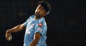 Ashwin says shoulder injury scans 'encouraging'