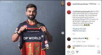 IPL 2020: How RCB will salute COVID warriors