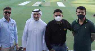 BCCI, Emirates board sign MoU to boost cricketing ties