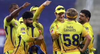 IPL PHOTOS: Mumbai Indians vs Chennai Super Kings