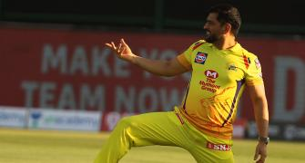 IPL: A special century for CSK captain Dhoni