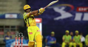 Star performer: Rayudu helps CSK make perfect start