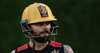 Kohli begins hunt for IPL title as RCB face SRH