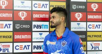 Opening match leaves Delhi captain Iyer in tizzy