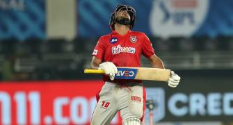 Mayank crestfallen after Kings XI lose thriller
