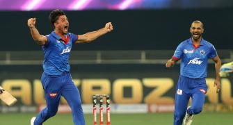 IPL: Stoinis's all-round double lifts Delhi to victory