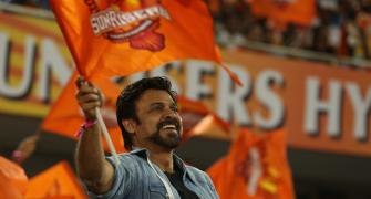Who will SRH miss the most in the stands?