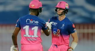PHOTOS: Rajasthan Royals vs Chennai Super Kings