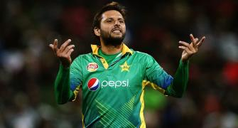 Afridi rues absence of Pakistan players in IPL