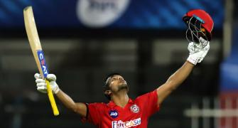 IPL PHOTOS: Kings XI vs Rajasthan Royals