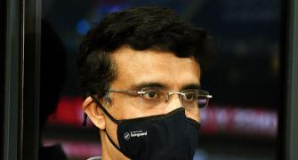 Ganguly hits back at conflict of interest allegations