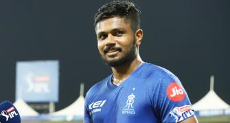 Sanju Samson reveals reason behind powerful hitting