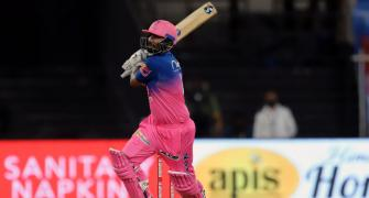 'Always knew Tewatia would get stardom with batting'