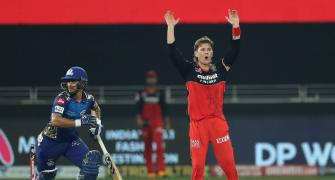 Turning Point: Zampa's miserable RCB debut