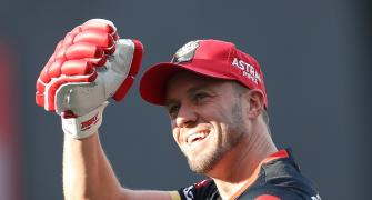 Is there anything AB de Villiers cannot do?