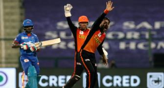 Turning Point: Dhawan's downfall