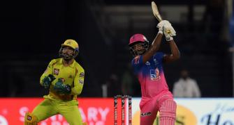 No one can or should try to play like Dhoni: Samson